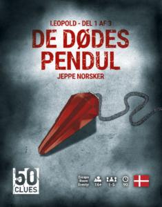 50 Clues: De dødes pendul
