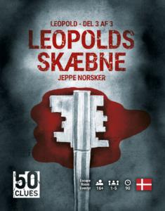 50 Clues: Leopolds skæbne