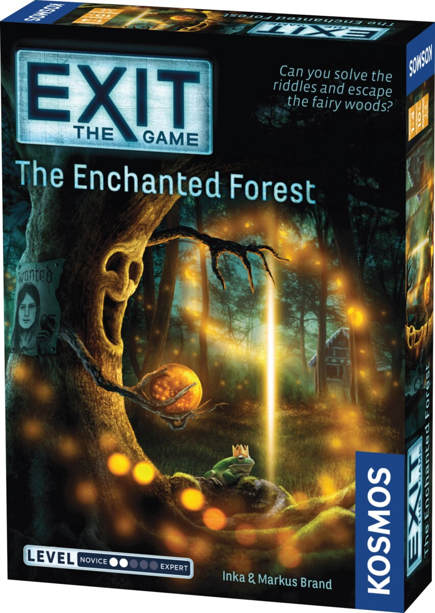 The Enchanted Forest Box