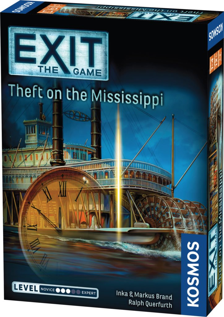 Theft on the Mississippi Box
